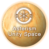 Asterism Unity Space