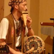 民族楽器演奏家Hiroaki Miyahara